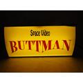 Placa Luminosa De Locadora Seção Pornô Buttman Original 110v
