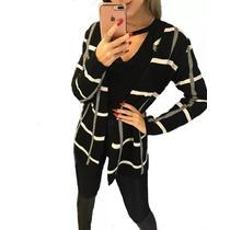 867c85964 Busca casaco xadrez feminino com os melhores preços do Brasil ...