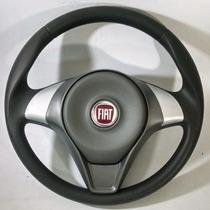 Volante P/ Uno Com Buzina Lateral Até Ano 94 Modelo Original