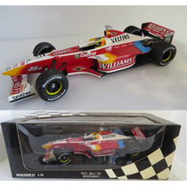 1:18 Minichamps Williams Showcar 1999 Ralf Schumacher Limita