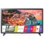 Smart Tv Led 32 Hd Lg 32lk615bpsb Webos 4.0 Hdr 10 Pro