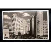 São Paulo- Sp-rua São Luiz.c.postal Fotografico