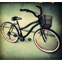 Bicicleta Vintage Retrô - Harley Inspired Cruiser Feminina