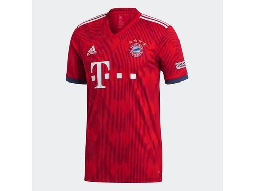 4d3cc30b387 Nova Camisa Bayern De Munique 2018 2019 adidas Lançamento - R  149 ...