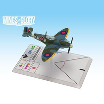 Spitfire Ix (beurling) Wings Of Glory / War Jogo 2a. Guerra