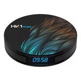 Conversor Smart Tv Box 4 Ran Pro Rk3328 Hk1 Max 64gb Android