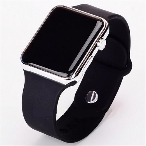 0064eb8fbd5 Relógio Masculino De Pulso Digital Led Importado Barato