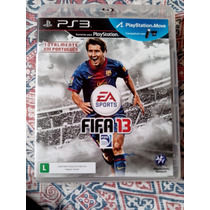 Fifa 13 Futebol Messi Midia Fisica Playstation 3 Ps3