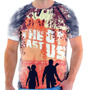 Camiseta Camisa Blusa The Last Of Us Video Game Jogo 01