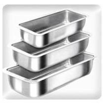 Conjunto Formas De Bolo Caseiro Kit Com 3pçs Aluminio
