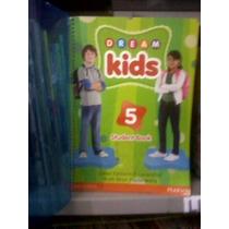 Livro De Inglês Dream Kids 5 - 2010