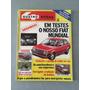 Revista Quatro Rodas - Setembro 1982 Nº 266 Fiat Voyage Original