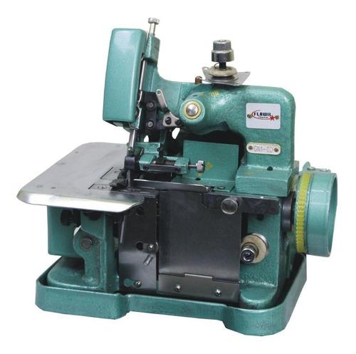 Máquina De Costura Industrial Flawil Gn1-6d Verde 110v