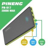 Pineng Power Bank Original Pn917 20000mah Lançamento