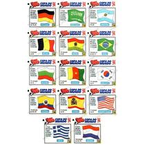 Busca Ping Pong - Figurinhas Tatoo História Das Copas com os ... a758bdf1c3bab