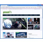 Portal De Notícias Responsivo Wordpress Script Php Site Pro