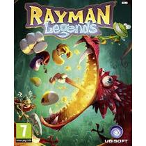 Rayman Legends Ps3 , Lacrado , Mídia Fisica, Envio Imediato