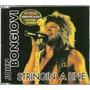 produto Bon Jovi Cd Single Stringin' A Line Edição Br - Raro