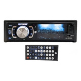 Dvd Player Automotivo 3 Polegadas Bluetooth Radio Cd Mp3 Usb