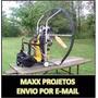 Projeto Paraglider Parapente Paramotor Ultraleve