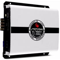 Módulo Amplificador Stetsom Cl950 2 Ohm 3 Canais Mono Stereo