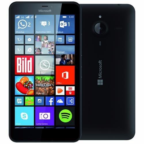 Microsoft Nokia Lumia 640xl 5.7 13mp Dual Sim Novo Vitrine