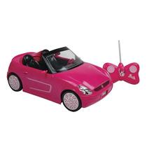 Carro De Controle Remoto Fabulous Barbie - Candide