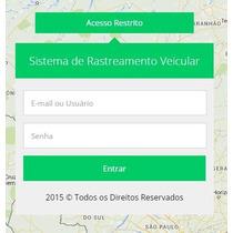 Central Rastreamento Veicular - Nós Que Criamos Layout Verde