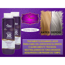 Magic Color - Matizador Efeito Cinza 500ml