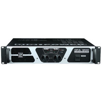 Amplificador De Potencia Staner Dpa1200 ( Nf E Garantia )