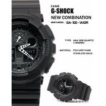 Relogio Casio G-shock Ga100 Ga-100 - Original