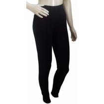 Calça Legging Estampada Plus Size Suplex Fitness