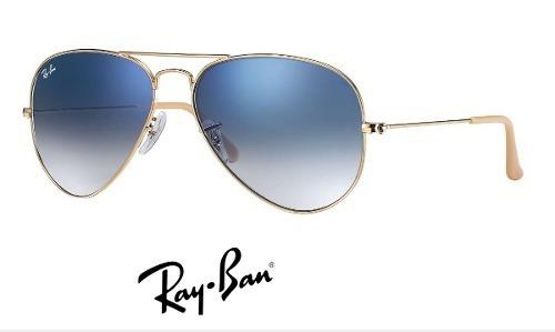 Ray Ban Top Aviador 3025 3026 Original Varias Cores Envio Em. R  253.7 d7efd979e8