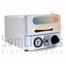 Estufa Esterilizador De Alicates Manicure Hot Kiln 1,9l
