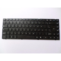 Teclado Notebook Positivo Original Sim+ 3200 Mp-09n78pa-f51c