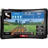 Navegador Gps Automotivo Quatro Rodas 4.3 Mtc4374 Tv Digital