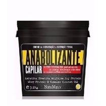 Anabolizante Capilar Tratamento Profundo - Natumaxx 3,2kg