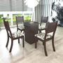 Conjunto Mesa 4 Cadeiras Bic Viero