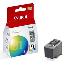 Cartucho Canon Cl-31 Colorido Original 9ml Ip1800 2600 Mp470