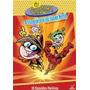 Dvd Os Padrinhos Mágicos - O Espetáculo Do Super Herói (semi