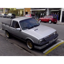 Chevrolet Pick Up Chevy 500 - Motor Vw Ap. 1.8 - Ano 91