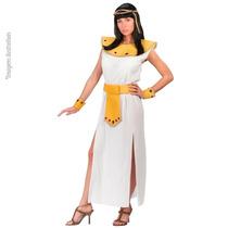 Fantasia Cleopatra Todos Os Tamanhos Em Promoção