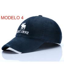 7dias Varios Modelos Boné Abercrombie Fitch Af Hollister Hco