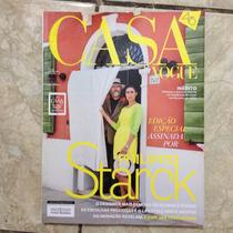 Revista Casa Vogue 358 6.2015 Assinada Por Philippe Starck