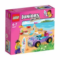 Novo Brinquedo Lego Friends Passeio Pela Praia 10677