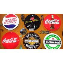 Placas Decorativas Luminosas Heineken Budweiser Stella Coca