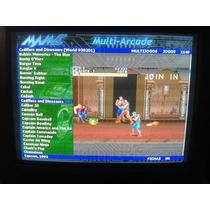 Sistema Multijogos Arcade Com 9.200 Jogos ( Game Club )