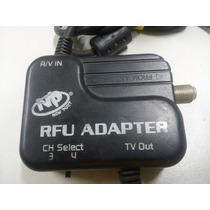Modulador De Rf Para Sony Playstation