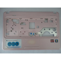 Carcaça Base Mouse Touh P/notebook - Rosa- Hp Pavilion G4