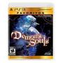 Demon's Souls Favoritos Ps3 Mídia Física Lacrado
